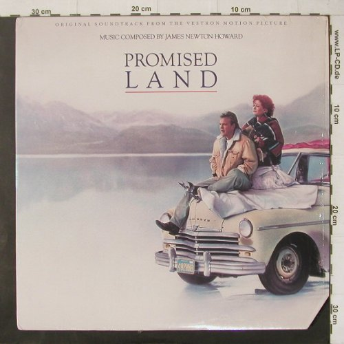 Promised Land: Orig.Soundtr.by James Newton Howard, Private(2035-1-P), US    Co, 1987 - LP - C4526 - 6,00 Euro