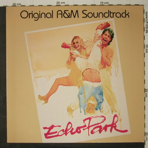 Echo Park: 10Tr. V.A.Orig.Soundtrack, AM(395 119-1), D, 1985 - LP - C7876 - 4,00 Euro