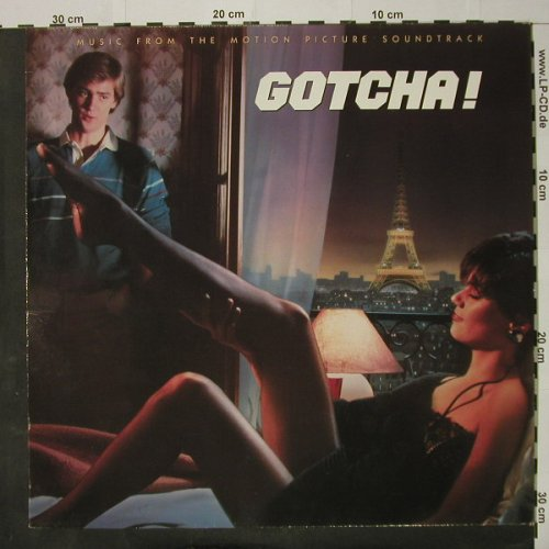Gotcha!: Music From, Curb(252 249-1), D, 1985 - LP - C8238 - 5,00 Euro
