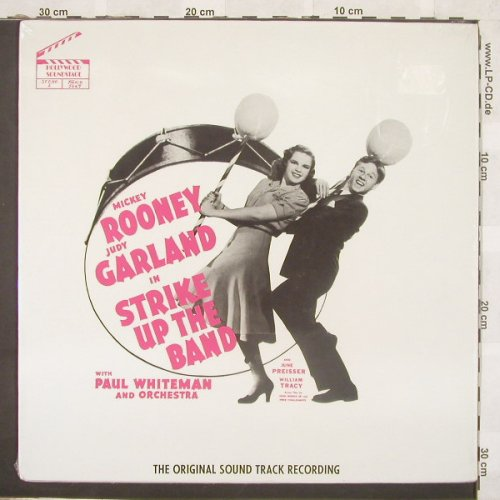 Strike Up The Band: Original Soundtrack, HollywoodS(H.S.5009), US,  - LP - C930 - 7,50 Euro