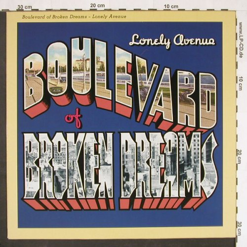 Boulevard of Broken Dreams: Lonely Avenue, Another(5239), D, 1986 - LP - C9934 - 5,00 Euro