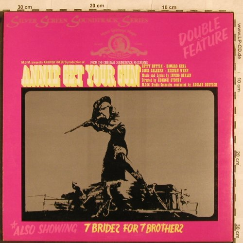 7 Brides for 7 Brothers: Annie Get your Gun, Foc, MGM(2353 032), UK,  - LP - E1392 - 6,00 Euro