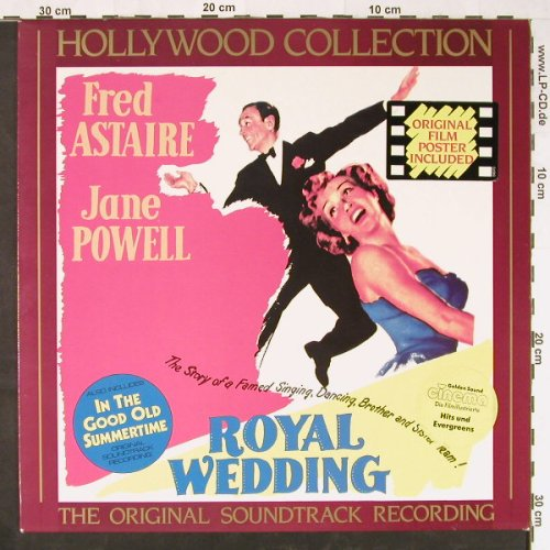 Royal Wedding: Orig.Soundtrack, Ri, CBS(450230 1), NL, 1949 - LP - E1445 - 5,00 Euro
