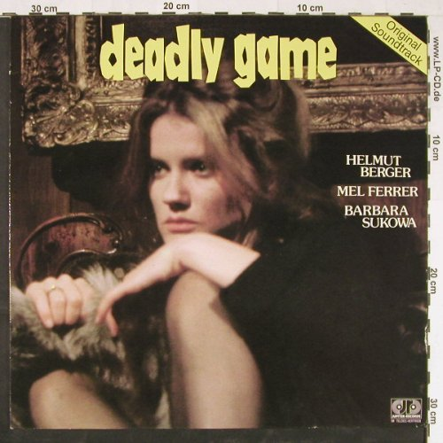 Deadly Game: OST-Helmut Berger/Sukopwa/M.Ferrer, Jupiter(6.25330 AP), D,  - LP - E1710 - 5,00 Euro