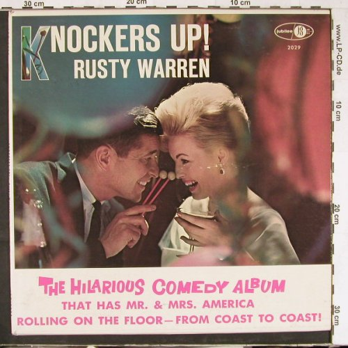 Warren,Rusty: Knockers Up!, vg+/m-, Jubilee(2028), US,  - LP - E2554 - 7,50 Euro