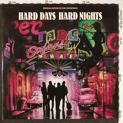 Hard Days Hard Nights: Ost, Foc, RCA(PL 74813), D, 1990 - LP - E2778 - 12,50 Euro