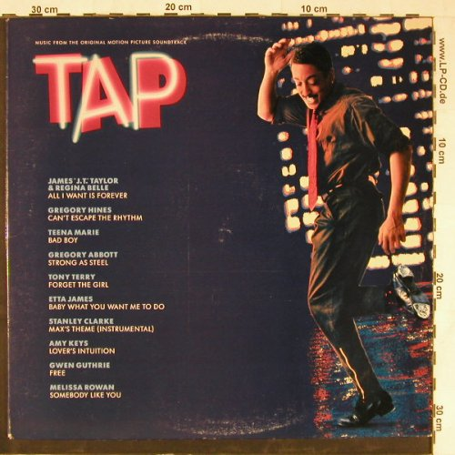 TAP: Music From, Epic(SE 45084), US, 1988 - LP - E3003 - 5,00 Euro