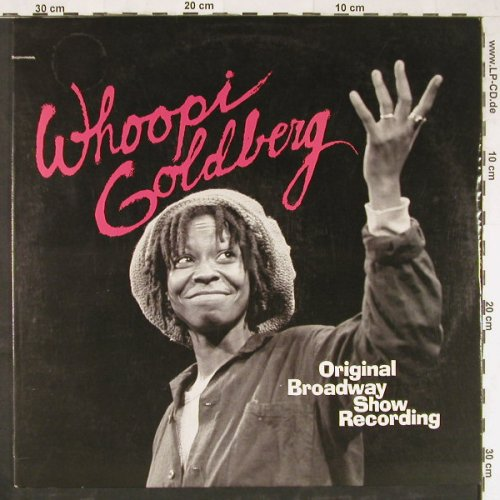 Goldberg,Whoopi: Orig.Broadw. Show Recording,co, Geffen(GHS 2406), US, 1985 - LP - E3152 - 6,00 Euro