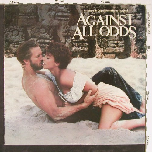 Against All Odds: Music From, Atlantic(780 152-1), GR, 1984 - LP - E3606 - 3,00 Euro