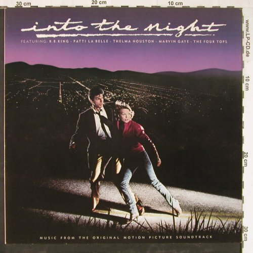 Into The Night: Music From, MCA(251 891-1), D, 1985 - LP - E3690 - 4,00 Euro