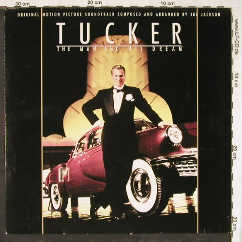 Tucker: The Man & His Dream Dream, AM(393917-1), D, 1988 - LP - E4506 - 3,00 Euro