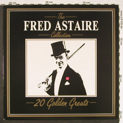 Astaire,Fred: Collection - 20 Golden Greats, Deja Vu(DVLP 2022), I, 1985 - LP - E462 - 4,00 Euro