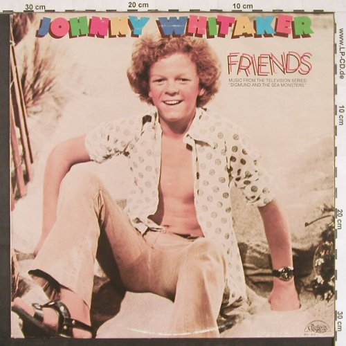 Simund and the Sea Monsters: Johnny Whitaker-Friends, Chelsea(BCL1-0332), US,co, 1973 - LP - E702 - 5,00 Euro