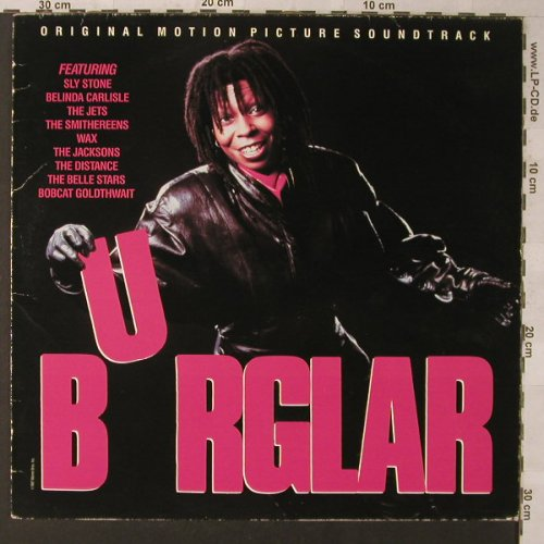 Burglar: Original Soundtrack, MCA(254 706-1), D, 1987 - LP - F1313 - 5,00 Euro