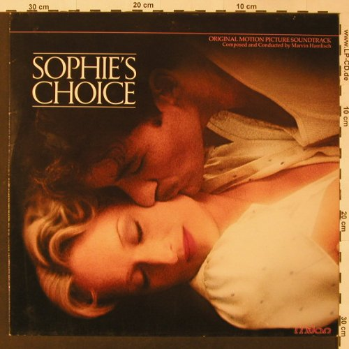 Sophie's Choice: Original Soundtrack by M.Hamlisch, Milan(A 210), F, 1983 - LP - F3412 - 6,00 Euro