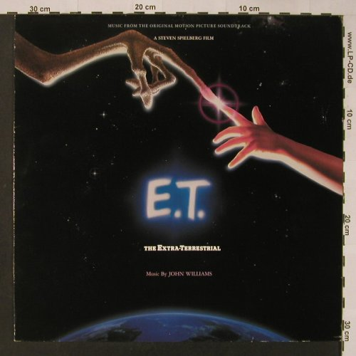 E.T.: Music by John Williams, MCA(254 248-1), D, 1982 - LP - F3547 - 5,00 Euro