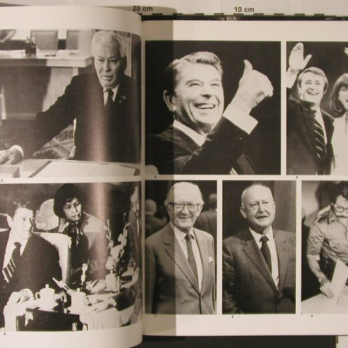 V.A.Philips Jahres-Chronik 1984: O-Töne, H.Kohl,Reagan..Foc, Philips(0647 183), D,Booklet, 1984 - LP - F4429 - 5,00 Euro