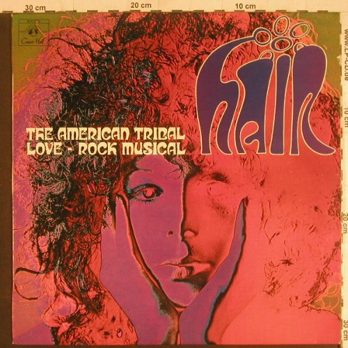 Hair: The American Tribal LovRock Musical, Concert Hall(SVS 2715), ,  - LP - F6008 - 5,00 Euro