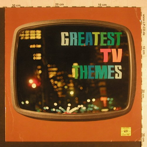 Mers,Eddy & his Radio-TV Orchestra: Greatest TV Themes for Dancing, Concert Hall(SVS 2720), ,  - LP - F6051 - 5,00 Euro