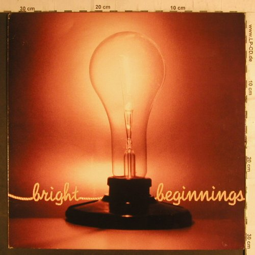 V.A.Bright Beginnings: Contemporary scores..bright&sunny, Emil Ascher Inc.(EA 2012), US, 1984 - LP - F6835 - 4,00 Euro