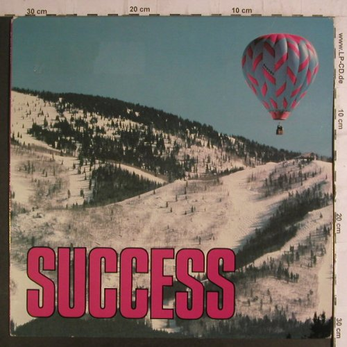 Success-Willy Strickland: Exhilarating,exciting,determined.., Emil Ascher Inc.(EA 2004), US, 1984 - LP - F6857 - 5,00 Euro