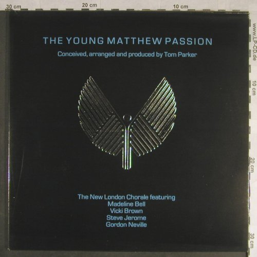 Young Matthew Passion-Tom Parker: The New London Chorale,m/vg+, RCA(PL 70321), D, Foc, 1983 - 2LP - H1530 - 9,00 Euro