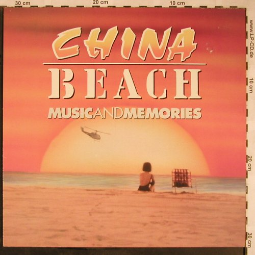 China Beach: Music And Memories, SBK(064-793744 1), D, 1990 - LP - X1477 - 5,00 Euro