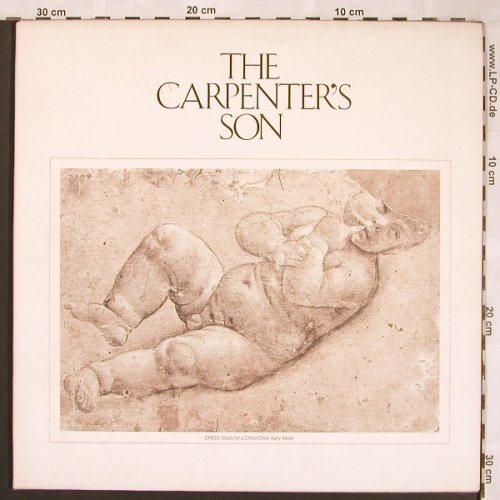Carpenter's Son: Alex Zanetis, Foc, RCA, Muster-Stol(CPL2-0419), US, 1973 - 2LP - X1847 - 6,50 Euro