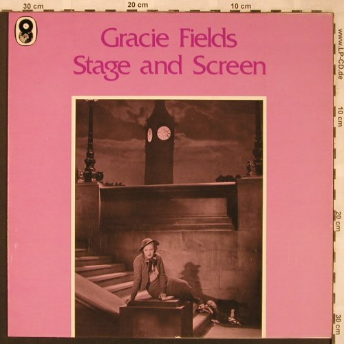 Fields,Gracie: Stage And Screen, WRC(SH.170), UK,  - LP - X1904 - 6,00 Euro