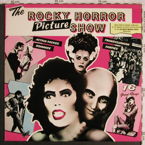 Rocky Horror Picture Show: Same, ODE / SP-77031(OSV-21653), US, 1975 - LP - X4385 - 6,00 Euro