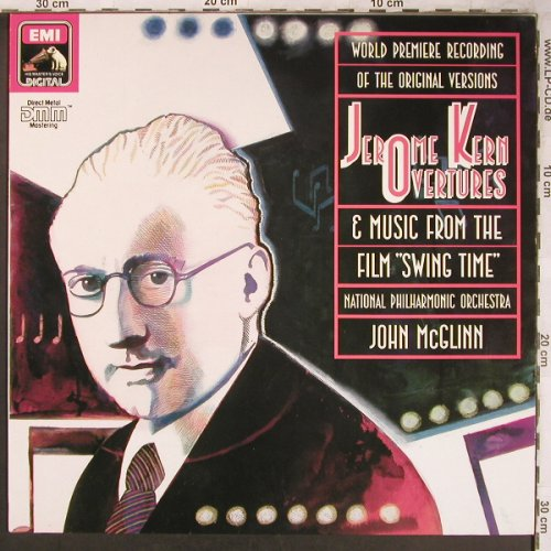Kern,Jerome: Swing Time,Overture&Music, EMI(7 49630 1), D, 1989 - LP - X4861 - 7,50 Euro