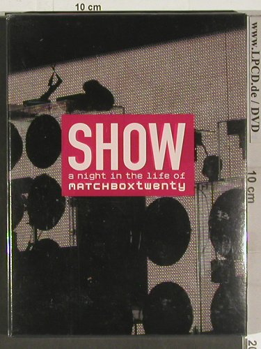 Matchbox Twenty: Show, a night in the life of, Comming Home(), , 2005 - 2DVD-V - 20032 - 10,00 Euro