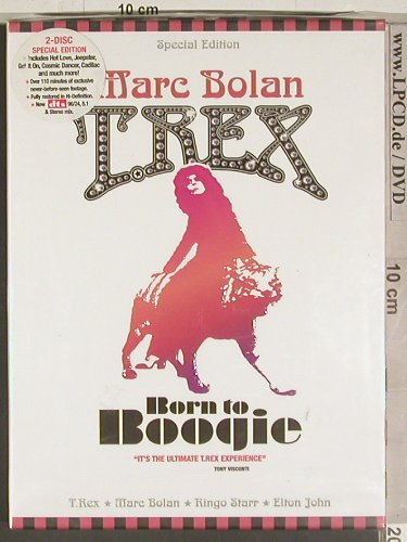 Bolan,Mark / T.Rex: Born to Boogie, FS-New, Sanctuary(SVE 4016), , 2005 - 2DVD-V - 20038 - 14,00 Euro
