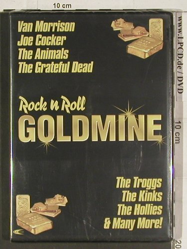 V.A.Rock n Roll Goldmine: Van Morrison...Hollies, FS-New, ILC Prime(DVD2394), , 2004 - DVD-V - 20069 - 15,00 Euro