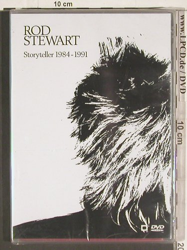 Stewart,Rod: Storyteller 1984-1991, FS-New, Warner(7599-38255-2), D, 1991 - DVD-V - 20078 - 11,50 Euro