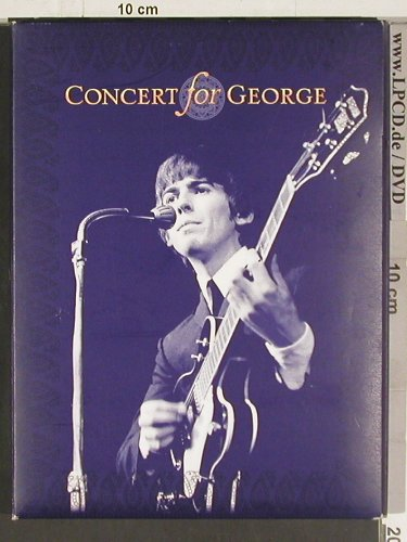 V.A.Concert For George: The Royal Albert Hall,Nov. 29.2002, Warner(034970241-2), , 03 - 2DVD - 20081 - 12,50 Euro