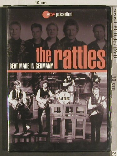 Rattles: Beat Made In Germany, FS-New, Aviator/ZDF(), D, 2005 - DVD-V - 20100 - 15,00 Euro