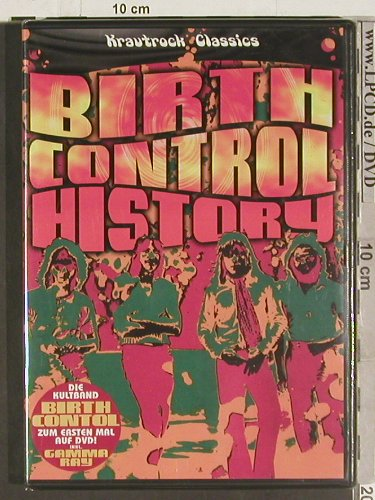 Birth Control: History, FS-New, Aviator(), D, 05 - DVD-V - 20105 - 12,50 Euro