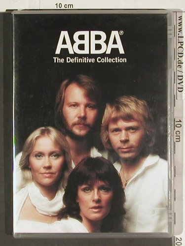ABBA: The Definitive Collection, Universal/Polar(), EU, 2002 - DVD-V - 20119 - 7,50 Euro