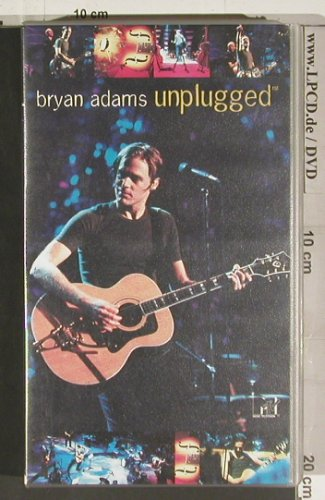 Adams,Bryan: Unplugged, PolyGram(058 152-3), , 1998 - VHS - 20176 - 5,00 Euro
