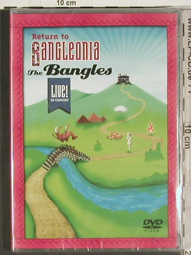 Bangles: Return to Bangleonia (NTSC), FS-New, Shout(SHOUT001), , 2008 - DVD-V - 20203 - 14,00 Euro