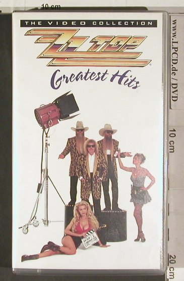 ZZ Top: Greatest Hits (VHS), WB(7599 38299-3), D, 1992 - VHS - 20245 - 5,00 Euro