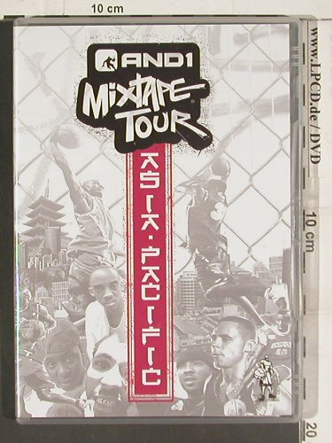 V.A.AND 1 Mixtape Tour: Asia, Pacific, PAL(), EU, 2005 - DVD-V - 20068 - 7,50 Euro