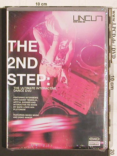 V.A.The 2nd Step: The Ultimate Interactive Dance DVD, Uncut(CUT 1007), FS-New, 2003 - DVD - 20262 - 7,50 Euro