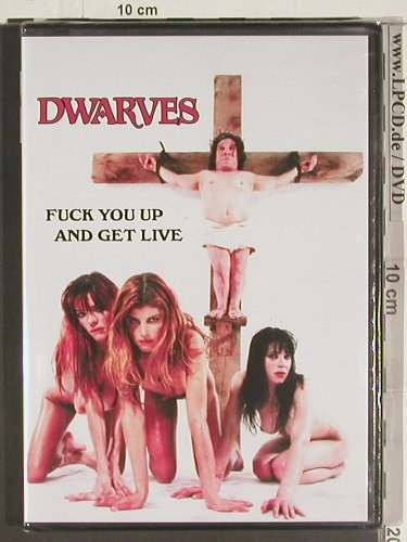 Dwarves: Fuck you up and get live, FS-New, MVD(DR-4443), , 2007 - DVD-V - 20045 - 10,00 Euro