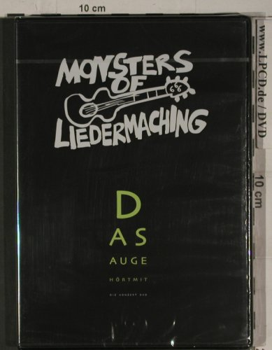Monsters of Liedermaching: Das Aude hört mit, FS-New, M.o.L. GbR.(), EU, 2009 - DVD-V - 20233 - 20,00 Euro