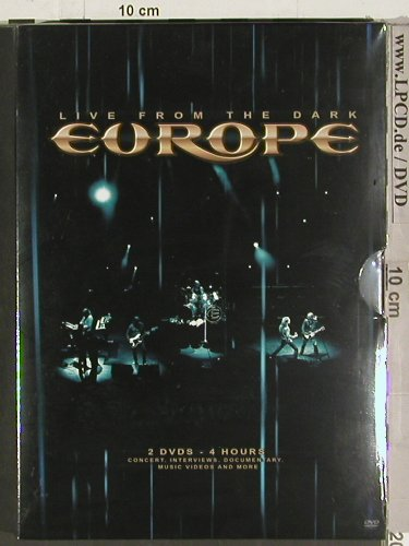 Europe: Live from the Dark, Sanctuary(), EU, 2005 - 2DVD-V - 20022 - 10,00 Euro
