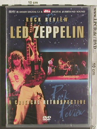 Led Zeppelin: Rock Review, FS-New, dts/AngryPenguin(PEN1798), EU, 2005 - DVD-V - 20027 - 5,00 Euro