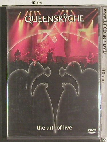 Queensrÿche: The Art of Live, FS-New, Sanctuary(MYNDVD025), (NTSC), 2006 - DVD-V - 20030 - 5,00 Euro