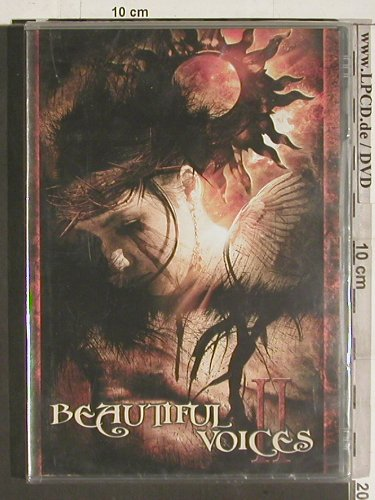 V.A.Beautiful Voices II: Nightwish...Doro + CD, FS-New, Nucl.Blast(17272), D, 2006 - DVD/CD - 20143 - 12,50 Euro